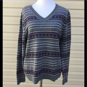 🆕 Croft & Barrow Pretty Sweater !